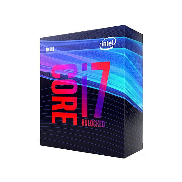 Intel Core i7-9700K 3.6 GHz