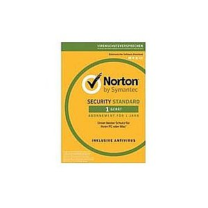 Symantec Norton Security Standard 1 Ger.