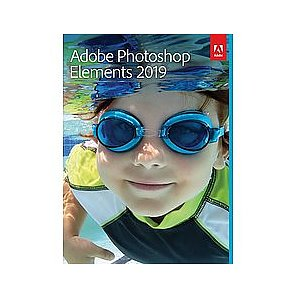 Adobe Photoshop Elements 2019 Box-Pack