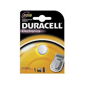 Batterie Duracell CR-2016