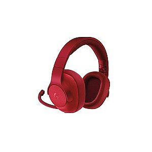 Logitech G433 Gaming Headset 7.1 Red