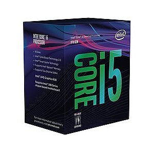 Intel Core i5-8500  3,0 GHz