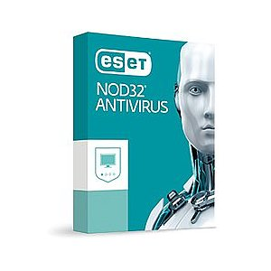 ESET NOD32 Antivirus 2017 1 User
