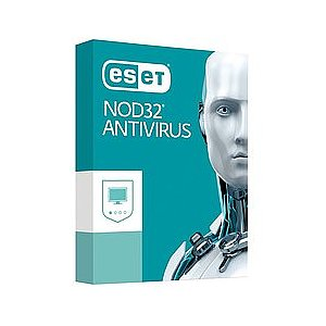 ESET NOD32 Antivirus 2018 1 User