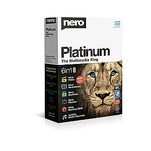 Nero 2019 Platinum - Box-Pack