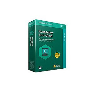 Kaspersky Anti-Virus 2018 1 User
