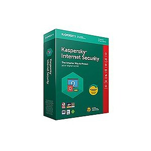 Kaspersky Internet Security 2018 5U