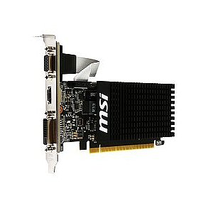 GT710 MSI 1GD3H LP 1GB